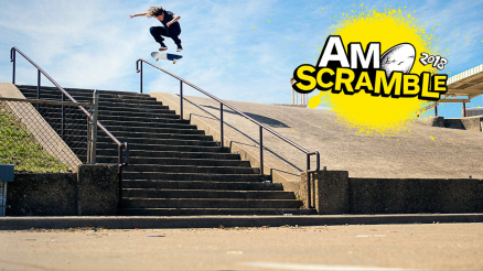 "Rough Cut: Jaakko Ojanen's ""Am Scramble"" Footage"
