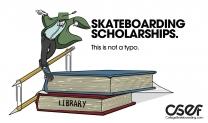 2021 CSEF Skateboarding Scholarship Recipients