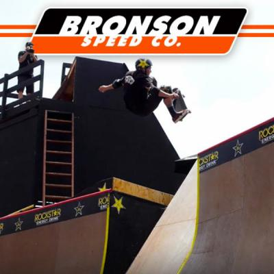 Alex Perelson for Bronson