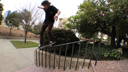 "Eric Fletcher's ""Theatrix"" part"