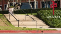 "Ryan Decenzo's ""Enter the Red Dragon"" Part"