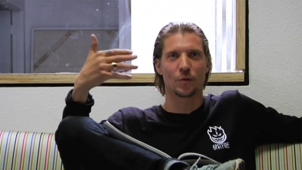 Crail Couch: Erik Ellington