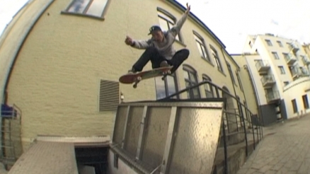 "Magnus Bordewick's ""Firetre"" Part"