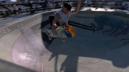 Vans Park Series: Huntington Beach Women's Winning Runs