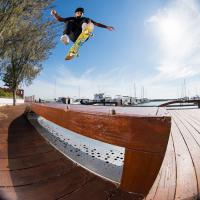 Maurio McCoy's VX Deck vs Water