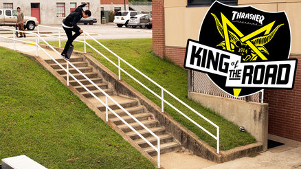 King of the Road 2014: Episode 9