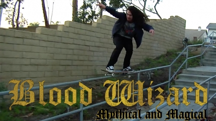 "Rough Cut: Nolan Miskell's ""Mythical And Magical"" Part"