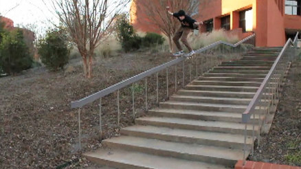"Eli William's ""MALLGRABTOMONGO"" Part"
