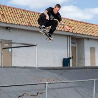 Collin Provost Flying Through The Crust