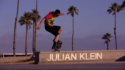 "Julian Klein's ""Beautiful Moment"" Part"