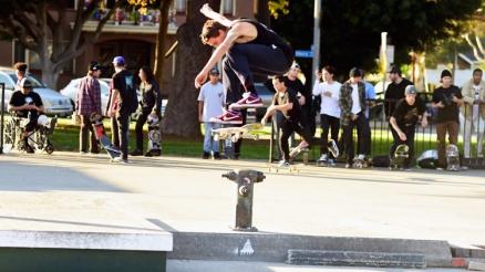 Bronson Cherry Park/Video Premiere Photos