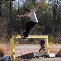 "Trevor McClung's ""Album"" Part"