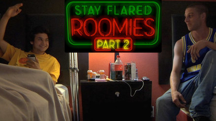 Stay Flared: Roomies Part 2