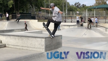 Ugly Vision: Cons Cali Vacation