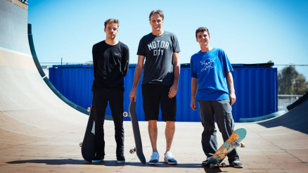 Behind The Scenes Of Tony Hawk's Lakai Proto Commercial