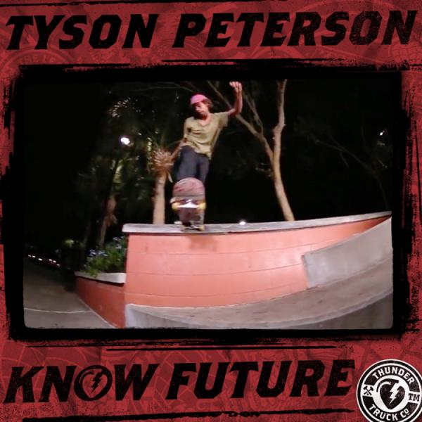 Classic Trucks Magazine >> Thrasher Magazine - Tyson Peterson: Know Future