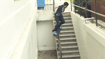 "Evan Hernandez's ""Throwback"" part"