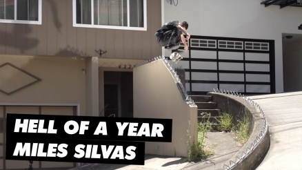 Hell of a Year: Miles Silvas