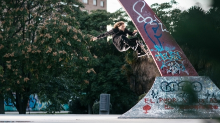"Element Skateboards' ""Eetu and Jaakko"" Video"