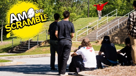 "Rough Cut: Corey Glick and Tyson Peterson's ""Am Scramble"" Footage"