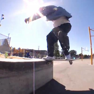 "Thunder Trucks: Marcus Shaw ""Norway To The Bay"" Part"