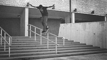 "Josh Douglas' ""Moving Forward"" Part"