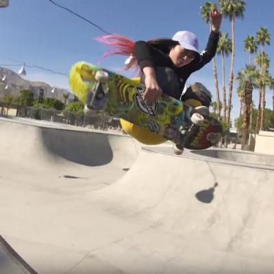 "Dickies' ""Palm Springs Vacation"" Video"