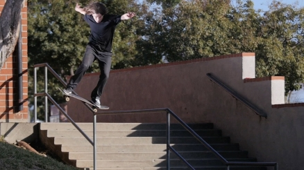 "Rough Cut: Chase Webb's ""Welcome to Pizza"" Part"