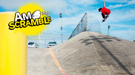 "Rough Cut: Fabiana Delfino and Tanner Van Vark's ""Am Scramble"" Footage"
