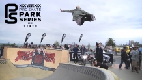 Vans Pro Skate Park Series: Melbourne Highlights