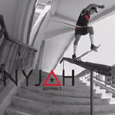 Nyjah Huston's Signature AYC Collection