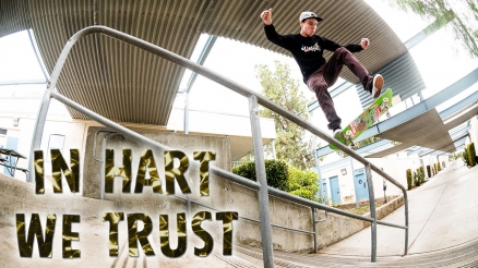 "Paul Hart's ""In Hart We Trust"" Part"
