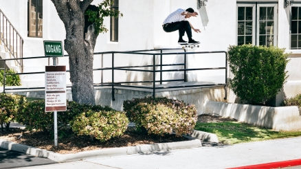 "HUF's ""Tour de Stoops"" Video"
