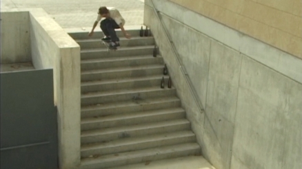 "Glen Fox's ""Conexiones"" Part"