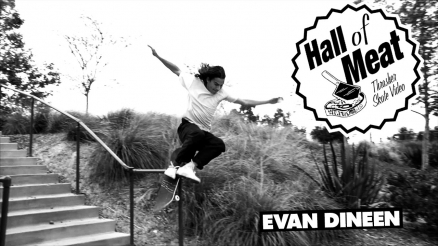 Hall Of Meat: Evan Dineen