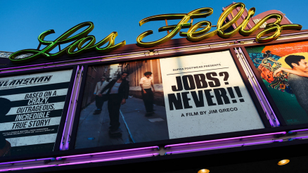 "Jim Greco's ""Jobs? Never!!"" Premiere Photos"