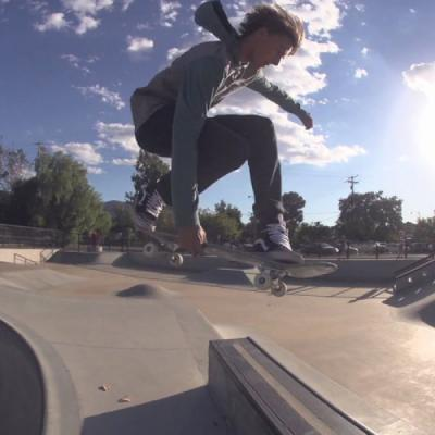 "Curren Caples' ""Inspired By..."" Video"