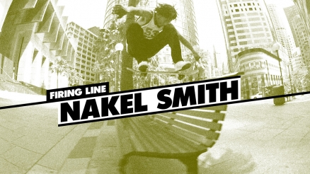 Firing Line: Nakel Smith