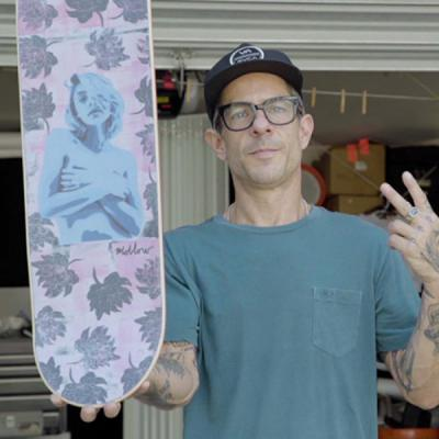 Mark Oblow x Mob Grip