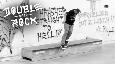 Double Rock: Ishod Wair
