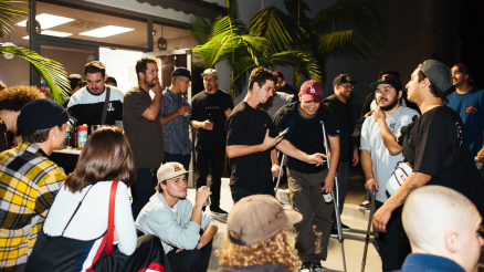 "Girl Skateboards' ""Doll"" Premiere Photos"