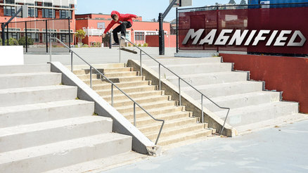 Magnified: Chris Joslin