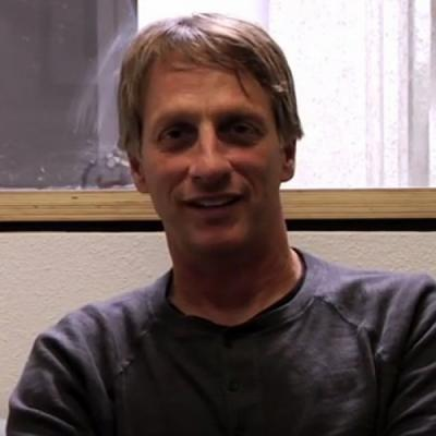 Crail Couch with Tony Hawk