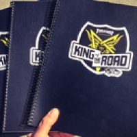 King of the Road 2014: The Book
