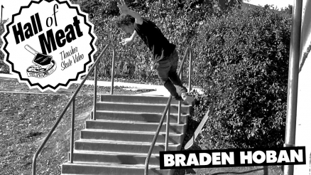 Hall of Meat: Braden Hoban