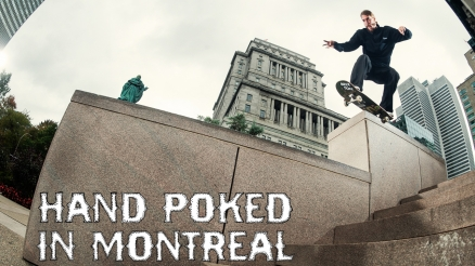 "Brixton's ""Hand Poked in Montreal"" Video"