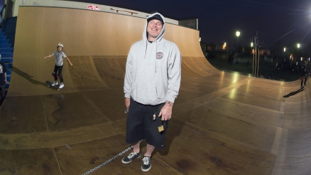 Jeff Grosso: On Vert Ramps