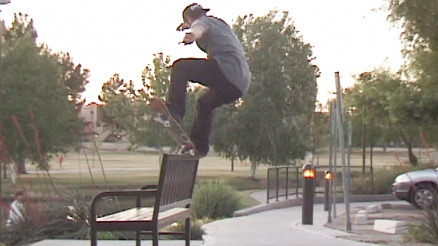"Danny Barrera's ""Cowtown"" Part"