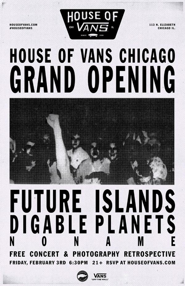 Thrasher Magazine - House of Vans Chicago Grand Opening
