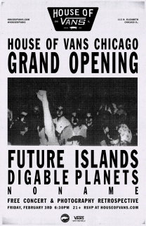 House of Vans Chicago Grand Opening